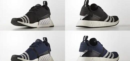 3月発売!adidas Originals by White Mountaineering 2017 S/S NMD_R2 PRIMEKNIT {PK} (アディダス オリジナルス バイ ホワイトマウンテニアリング 2017年 春夏 エヌ エム ディー プライムニット) [BB2978][BB3072]