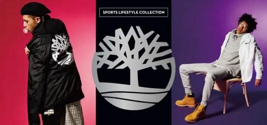 Timberland SPORTS LIFESTYLE COLLECTIONが発売! (ティンバーランド スポーツ ライフスタイル コレクション)