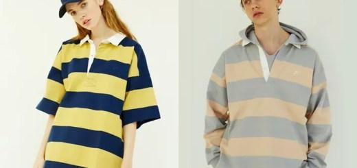 FILA × monkey time RUGBY SHIRT/ラガーシャツ 2型が4月下旬発売! (フィラ モンキータイム)