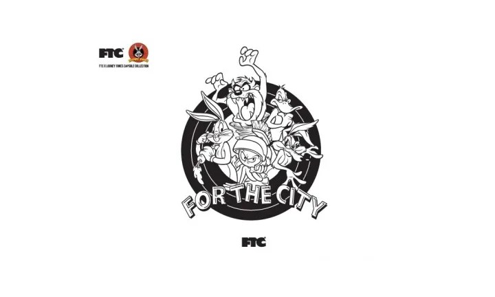 FTC x LOONEY TUNES CAPSULE COLLECTIONが4/29から展開! (エフティーシー ルーニー・テューンズ)