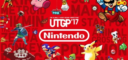 UT × 任天堂「UT GRAND PRIX 2017」公募デザインTEEが5/19から全25アイテム一斉発売!