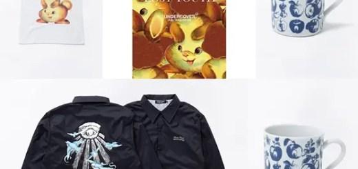 UNDERCOVER「LOST YOUTH」が伊勢丹新宿店にて5/3~14まで期間限定ストアをオープン! (アンダーカバー ロスト ユース)