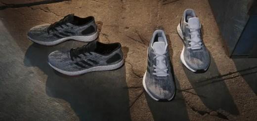 adidasから更なる軽さを追求した「PureBOOST」シリーズのニュー モデル「PureBOOST DPR」が5/19発売! (アディダス ピュア ブースト DPR)