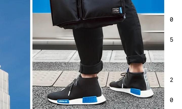 5/25発売予定!PORTER × adidas Originals NMD_CS1 (ポーター アディダス オリジナルス エヌ エム ディー) [CP9718]