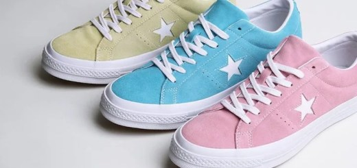 "CONVERSE ONE STAR ""Pastel Pack"" (コンバース ワンスター ""パステル パック"")"