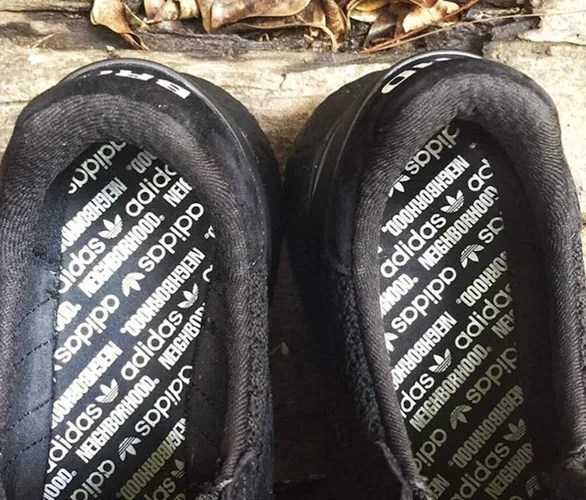 【リーク】adidas Originals × NEGHBORHOOD INIKI RUNNER (アディダス オリジナルス ネイバーフッド イニキ ランナー)