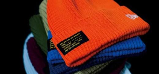 New Eraから高機能素材COOLMAXを採用したMilitary Knitが発売 (ニューエラ ミリタリー ニット)