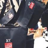 店舗限定!Manhattan Portageからステンシルスプレーを施した「STENCIL BAG」が5/26から東京/大阪で発売! (マンハッタンポーテージ)