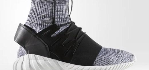 "adidas Originals TUBULAR DOOM PRIMEKNIT {PK} ""Grey"" (アディダス オリジナルス チュブラー ドゥーム プライムニット ""グレー"") [BY3550]"