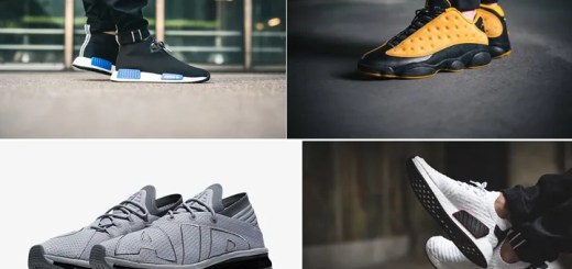 "【まとめ】6/10発売の厳選スニーカー!(PORTER × adidas Originals NMD_C1)(NIKE AIR JORDAN 13 LOW ""Chutney"")(AIR MAX FLAIR)(adidas Originals NMD_R2 PRIMEKNIT {PK} )他"