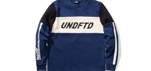 UNDEFEATED UNDFTD RACER LS JERSEY (アンディフィーテッド レーサー ロングスリーブ ジャージー)