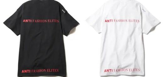 MAGIC STICK ANTI ELITESシリーズよりS/S TEEが新たにリリース (マジックスティック アンチ エリート)