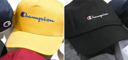 WEGO × Champion 別注!カーブ キャップ/LOW キャップ ニューカラーがリリース (ウィゴー チャンピオン)