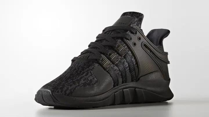 """アディダス オリジナルス エキップメント サポート ADV """"コア ブラック"""" (adidas Originals EQT SUPPORT ADV """"Core Black"""") [BY9589]"""