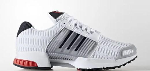 """アディダス オリジナルス クライマクール 1 """"ホワイト/コア ブラック/グレー ツー"""" (adidas Originals CLIMACOOL 1 """"White/Core Black/Grey Two"""") [BY3008]"""