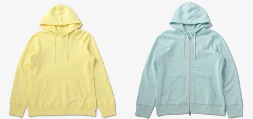 UNITED ARROWS × REIGNING CHAMP 別注 PULLOVER/ZIP HOODIEが8月上旬発売 (ユナイテッド アローズ レイニング チャンプ)