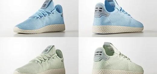 Pharrell Williams x adidas Originals Human Race Tennis HU 2カラー (ファレル・ウィリアムス アディダス オリジナルス ヒューマン レース テニス) [CP9764,9765]