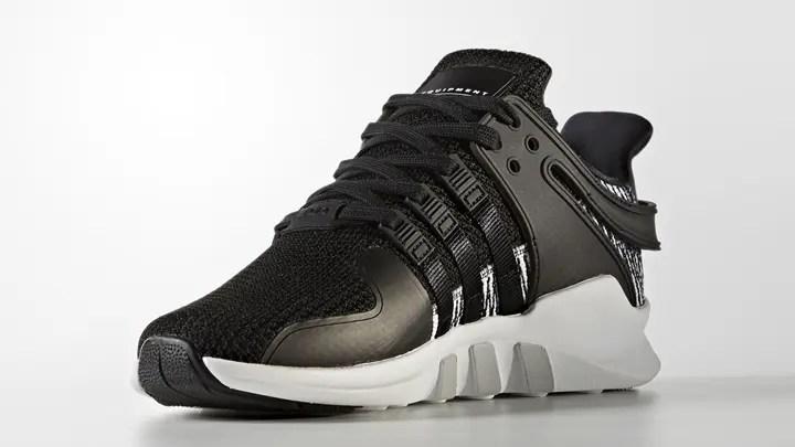 """アディダス オリジナルス エキップメント サポート ADV テキスタイル """"コア ブラック"""" (adidas Originals EQT SUPPORT ADV TEXTILE """"Core Black"""") [BY9585]"""