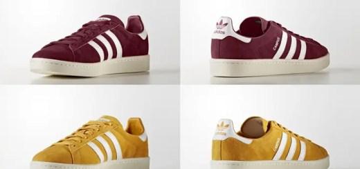 adidas Originals CAMPUS OG 2カラー (アディダス オリジナルス キャンパス OG) [BZ0087,0088]