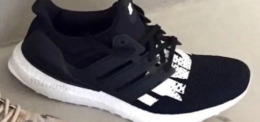 """【リーク】2018年3月発売?UNDEFEATED x adidas ULTRA BOOST """"Core Black/White"""" (アンディフィーテッド アディダス ウルトラ ブースト """"コア ブラック/ホワイト"""") [B22480]"""