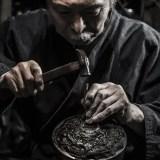 世界限定500本!「鎚起」伝統技法で日本の伝統美を表現!「G-SHOCK MRG-G2000HT-1AJR」が8/5発売 (Gショック ジーショック)