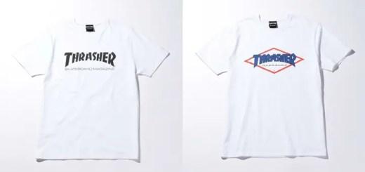 THRASHER × STARTER BLACK LABEL コラボTEE 4型がリリース! (スラシャー スターター ブラック レーベル)