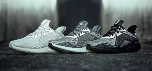 """7/28発売!adidas ALPHA BOUNCE """"Reflective Pack"""" (アディダス アルファ バウンス """"リフレクティブ パック"""")"""