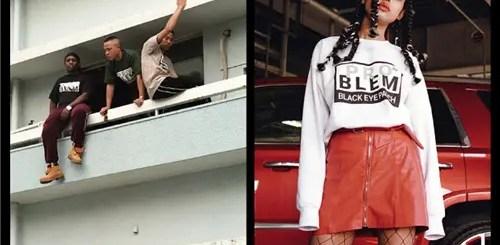 東京を拠点とするステッカー軍団「Black Eye Patch」 2017 AUTUMN/WINTER COLLECTION (ブラック アイ パッチ リステア 2017年 秋冬)