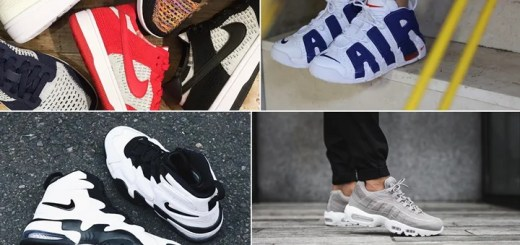 "【まとめ】8/1発売の厳選スニーカー!(NIKE AIR MORE UPTEMPO OG ""KNICKS"")(DUNK LOW FLYKNIT)(AIR MAX 2 UPTEMPO 94 ""White/Black"")(AIR MAX 95 PREMIUM ""Cobblestone"")"