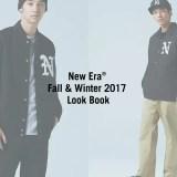 ニューエラ アパレル 2017年 秋冬 ルックブックが公開 (New Era Apparel 2017 FALL/WINTER LOOKBOOK)
