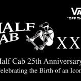 8/19発売!VANS HALF CAB 25th Anniverrary 2カラー (バンズ ハーフキャブ 25周年記念モデル)