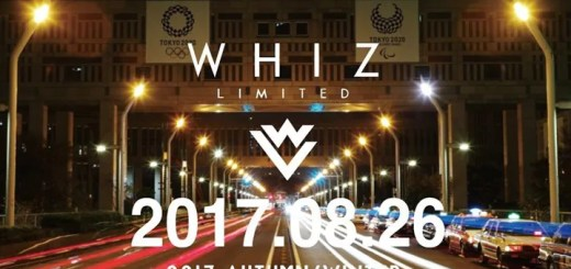 "WHIZ LIMITED 2017 AUTUMN/WINTER ""URBAN:TECH""が8/26から展開 (ウィズ リミテッド 2017年 秋冬 ""アーバン:テック"")"