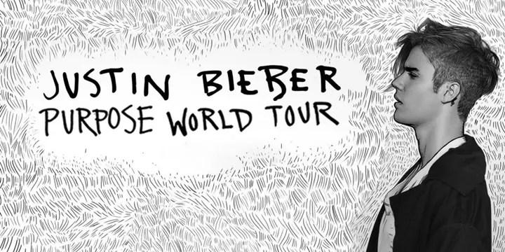 【日本限定アイテムも】ジャスティン・ビーバーのパーパス ツアー アパレルが2店舗限定で9/13からリリース (JUSTIN BEIBER PURPOSE TOUR)