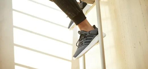 """""""くもごこち""""な履き心地!ニット調アッパーと「cloudfoam」を搭載モデル、adidas NEO「NEW CLOUDFOAM ULT」が発売 (アディダス ネオ)"""