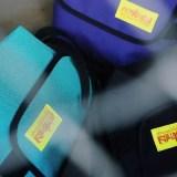 BEAMS × Manhattan Portage コラボ最新作!創業当時使用していたリフレクタータイプのYellow Labelを復刻 (ビームス マンハッタンポーテージ)