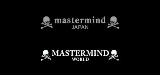 【8月25日発売】mastermind JAPAN/mastermind WORLD (マスターマインド ジャパン/マスターマインド ワールド)