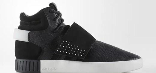 """アディダス オリジナルス チュブラー インベーダー ストラップ """"ブラック/ホワイト"""" (adidas Originals TUBULAR INVADER STRAP """"Black/White"""") [BY3636]"""