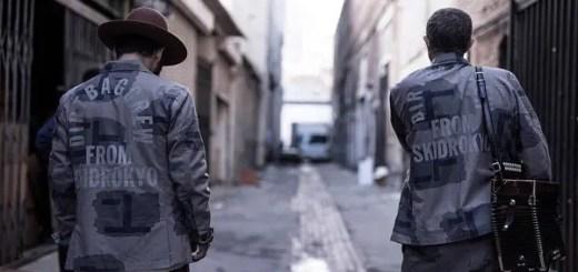 HUF × UNITED ARROWS & SONS コラボが近日発売予定 (ハフ ユナイテッド アローズ &サンズ)