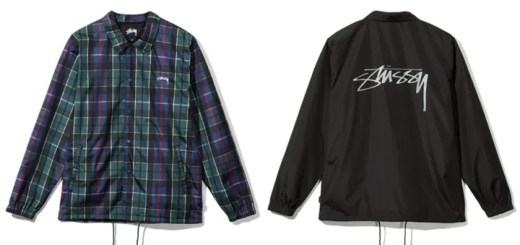"STUSSY 2017 FALL ""Cruize Coach Jacket"" (ステューシー 2017年 秋)"