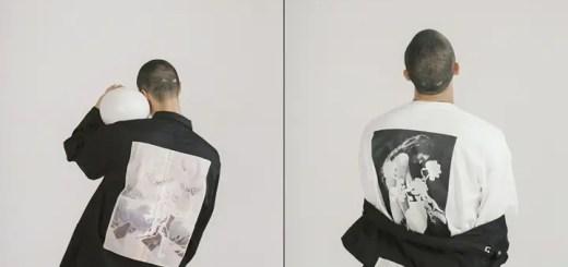 "CYRCLE × monkey time ""YING&YANG"" COLLECTIONが8/11から発売 (サークル モンキータイム)"