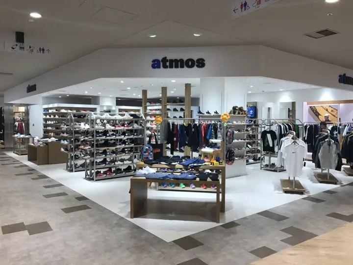 アトモス新店「atmos 千葉」が9/7にGRAND OPEN!リストックも多数リリース!