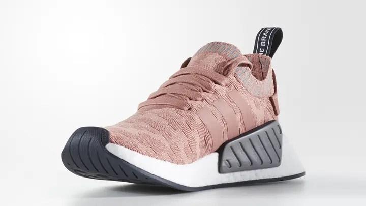 """9/8発売!adidas Originals WMNS NMD_R1 PRIMEKNIT {PK} """"Raw Pink"""" (アディダス オリジナルス ウィメンズ エヌ エム ディー プライムニット """"ロー ピンク"""") [BY8782]"""