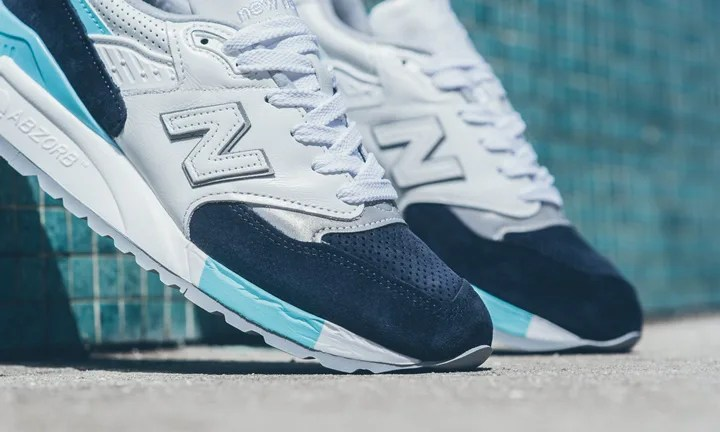 "New Balance M998WTP ""Blue/Navy"" (ニューバランス ""ブルー/ネイビー"")"
