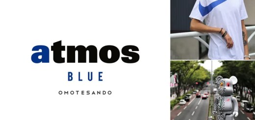 アトモス新店「atmos BLUE omotesando」が近日OPEN!スウッシュTEEやBE@RBRICKがリリースか? (アトモス ブルー 表参道)