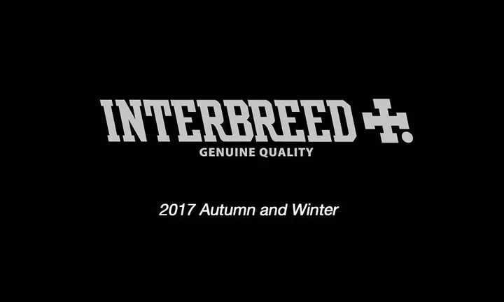 INTERBREED 2017 AUTUMN/WINTER COLLECTIONが9/16から展開! (インターブリード 2017年 秋冬)