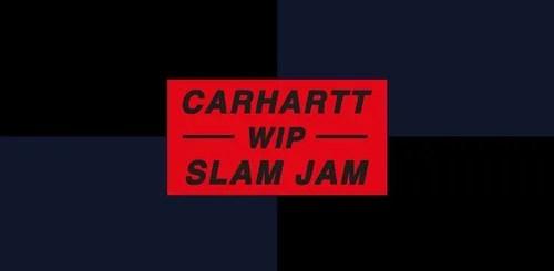 カーハート (Carhartt) × スラムジャム (SLAM JAM)のコラボが再び登場!
