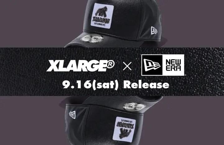 新色「BLACK BAT」!ジャスティン・ビーバー着用で話題の「X-large WALKING APE」がNew Eraとのコラボが発売! (エクストララージ ウォーキング エイプ ニューエラ)