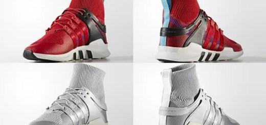 10/27発売予定!adidas Originals EQT SUPPORT ADV WINTER 2カラー (アディダス オリジナルス エキップメント サポート ADV ウィンター) [BZ0640,0641]