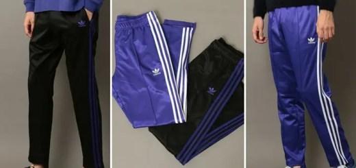 【新色】光沢の有る adidas Originals × BEAUTY&YOUTH 別注 TRACK PANTSが12月下旬発売! (アディダス オリジナルス ビューティアンドユース)