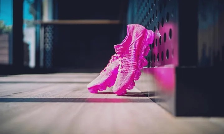 """【リーク】オールピンクカラーのナイキ エア ヴェイパーマックス (NIKE AIR VAPORMAX """"Triple Pink"""")"""